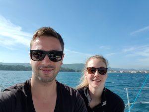 Julia & Mario - ACTIVESAIL Stützpunktleiter Ingolstadt