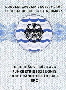 SRC Funkschein Kurs in Nürnberg