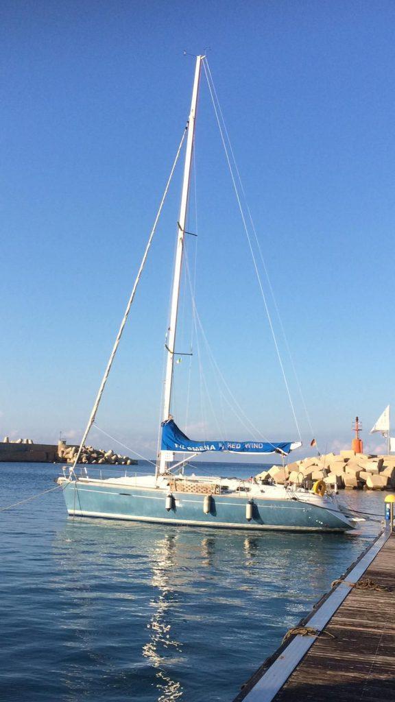 Segelyacht TIMATA