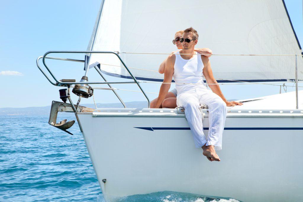 Sicherheit mit einer Skipper Haftpflichtversicherung