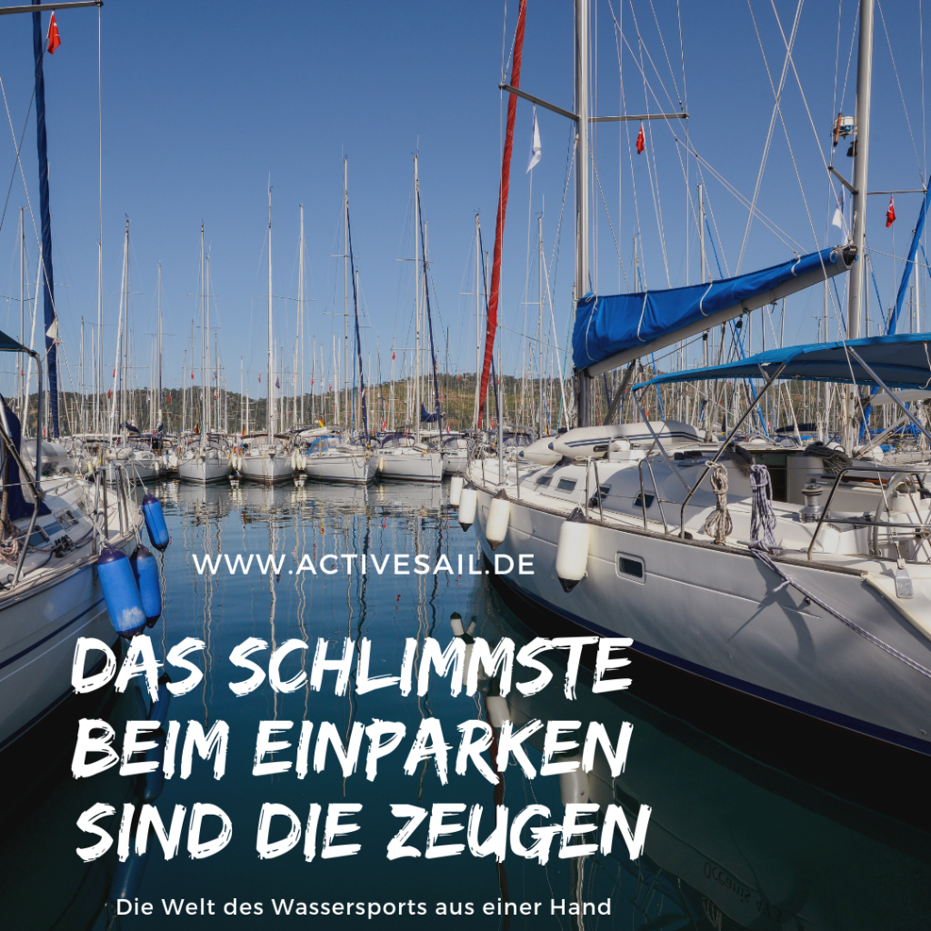 Skipper Training in der Adria