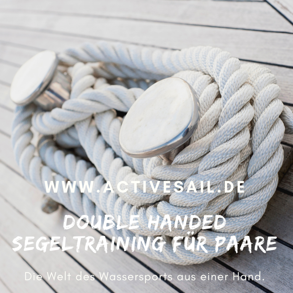 Skippertraining in der Adria