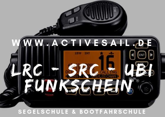 Funkzeugnis SRC - LRC - UBI im Wochenendkurs in Nürnberg, Erlangen und Fürth
