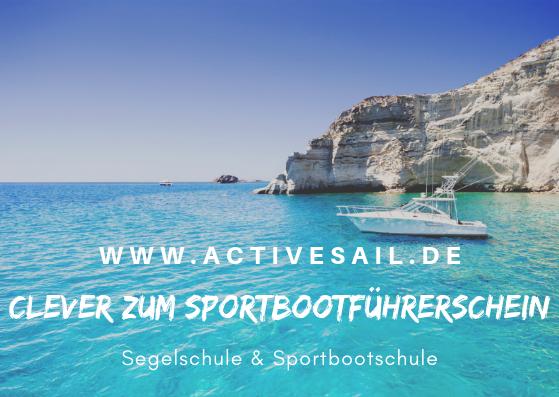 Sportbootführerschein See & Binnen Kurs in Nürnberg, Fürth und Erlangen