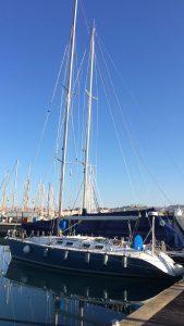 Segelyacht Timata in Kroatien