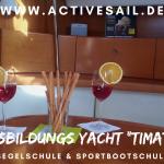 Segelyacht Timata Ausbildung zum Segelschein VDS oder SKS in der Adria Istrien Kroatien
