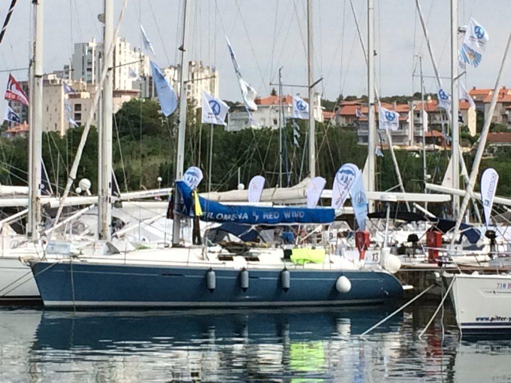 Mirno More in Kroatien