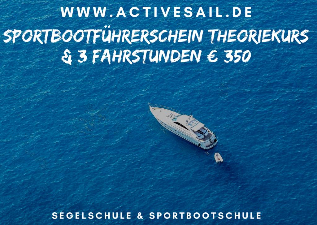 Sportbootführerschein Theoriekurs SBF See SBF Binnen Bootsführerschein Bootsfahrschule