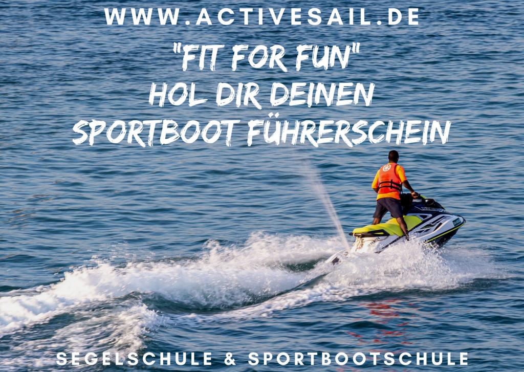 Ausbildung zum Sportbootführerschein See Binnen SBF Bootsführerschein Bootsfahrschule Bootfahrten
