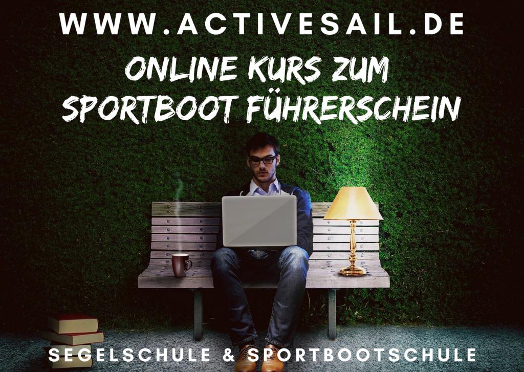 Online für den Sportbootführerschein lernen