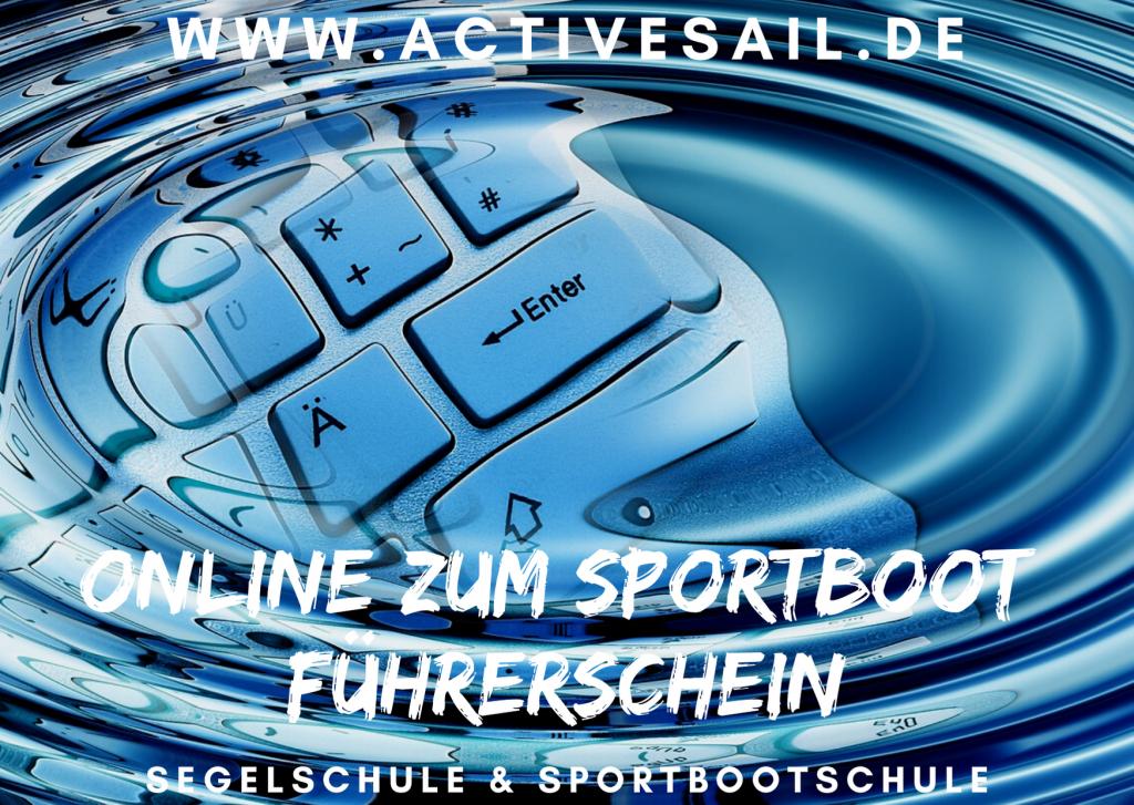 Onlinekurs zum Sportbootführerschein See Binnen SBF See Binnen