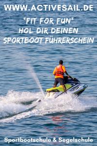 Sportbootführerschein See - Binnen / SBF See Binnen in Nürnberg, Fürth und Erlangen