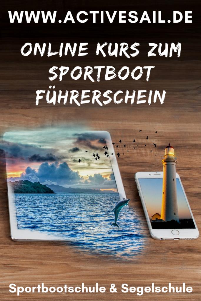 SBF See im Onlinekurs zum Sportbootführerschein See - Binnen