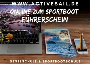 Onlinelernen zum Sportbootführerschein See Binnen / SBF See Binnen