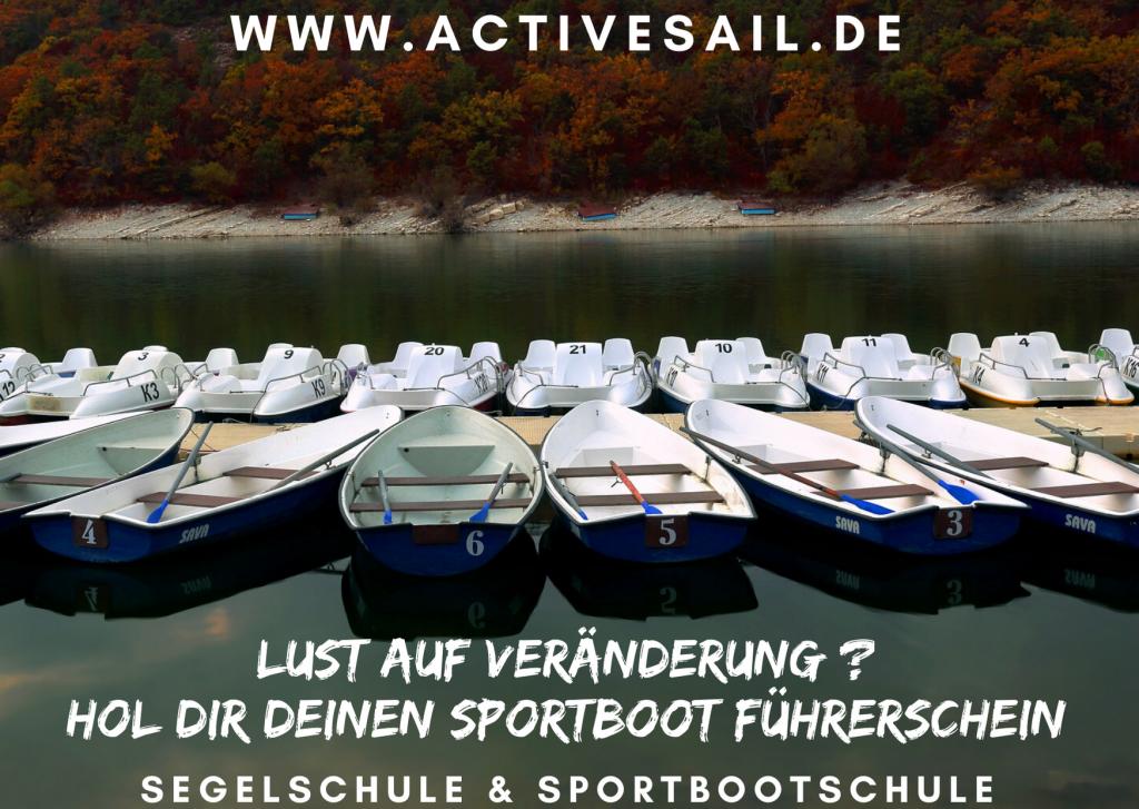 Sportbootführerschein See - Binnen Ausbildung in Nürnberg SBF See Binnen