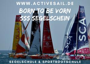 Ausbildungstörn zum SSS Segelschein Sportseeschifferschein