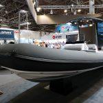 Schlauchboot Messe Boot in Düsseldorf