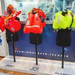 Secumar Automatik Rettungswesten Boot Düsseldorf