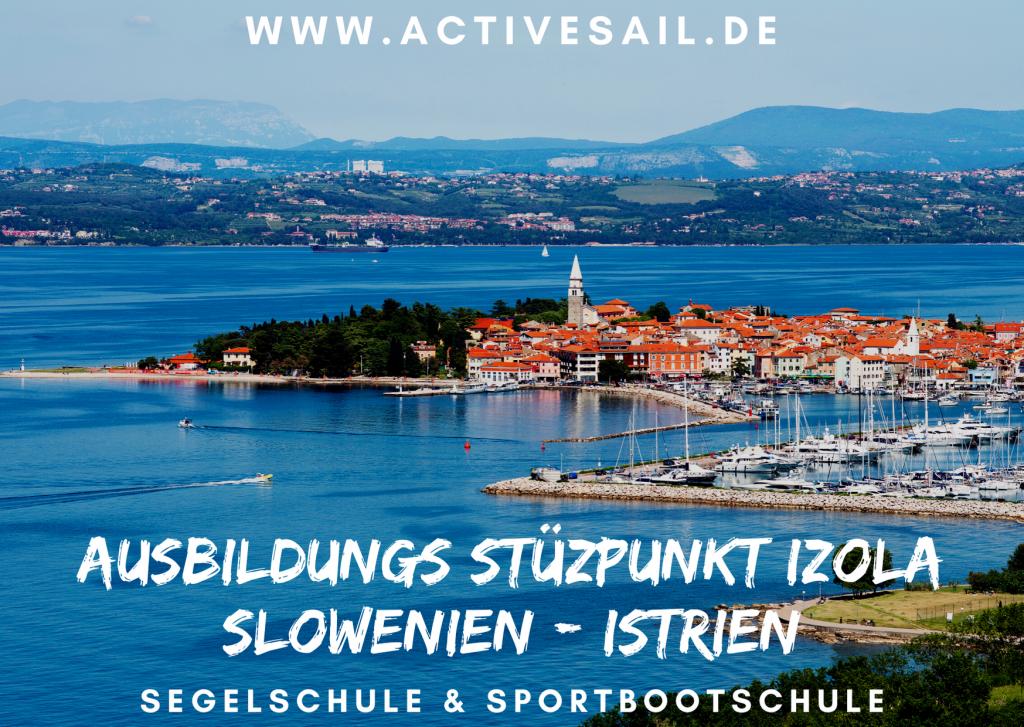 Segel Ausbildungstörn in der Adria - Izola - Slowenien - Istrien