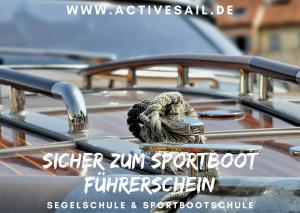Sportbootführerschein See Binnen SBF See Binnen in Nürnberg Fürth Erlangen