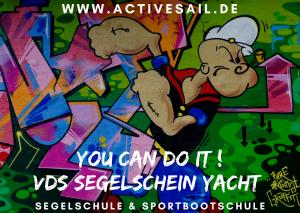 Ausbildungstörn zum VDS Segelschein Yacht oder SKS Segelschein in der Adria Istrien Kroatien Mittelmeer