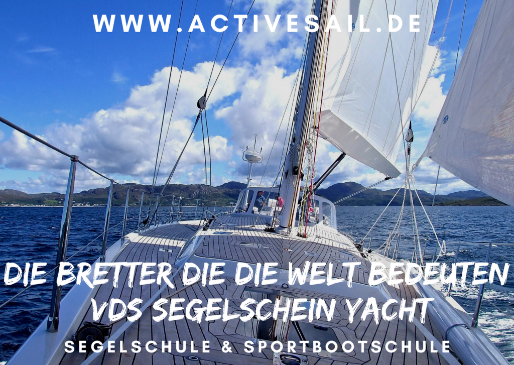 SKS Segelschein oder VDS Segelschein Yacht Ausbildungstörn in der Adria Istrien Kroatien Mittelmeer