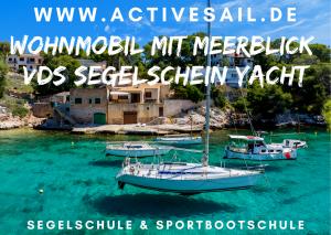 VDS Segelschein Yacht SKS Segelschein Sportküstenschifferschein