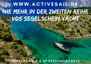 Segel Ausbildungstörn zum SKS Segelschein oder VDS Segelschein in der Adria - Istrien - Kroatien