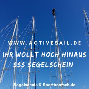 Sportseeschiffer Schein Praxis in Slowenien, Kroatien und Italien