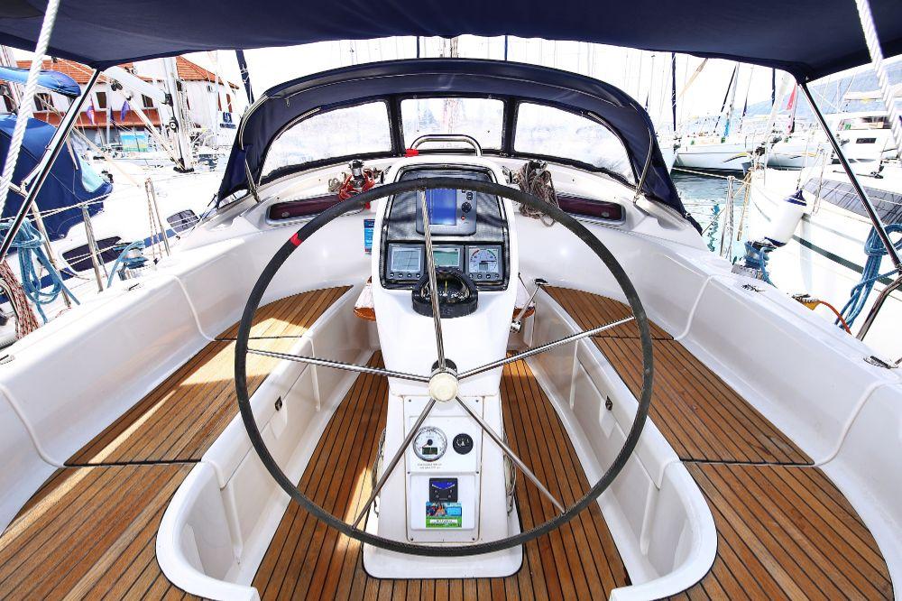 Segelschule Activesail Segelyacht Funky
